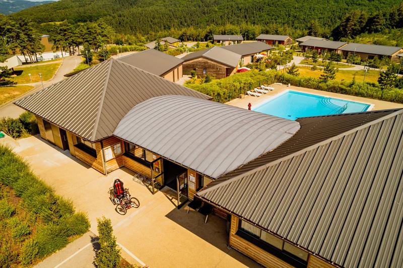 Complexe Euro-méditerranéen - site de vacances, formations et sport en Lozère