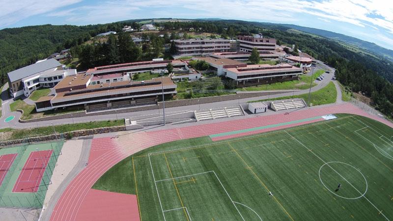 Complexe Euro-méditérranéen - centre handisport de préparation aux jeux 2024 Lozère