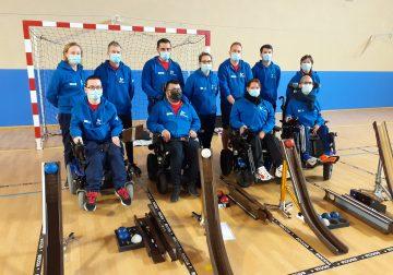 Equipe de France Boccia